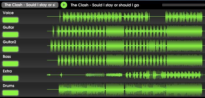 mix Klassieke popliedjes uit elkaar getrokken